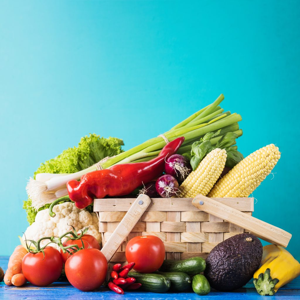 uma dieta saudável