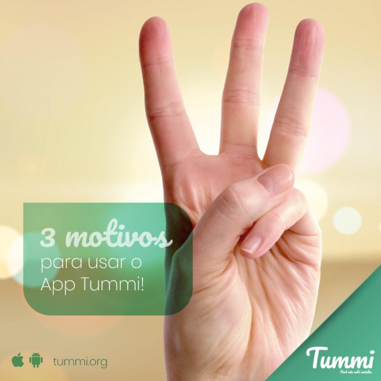 3 motivos para usar o Thummi