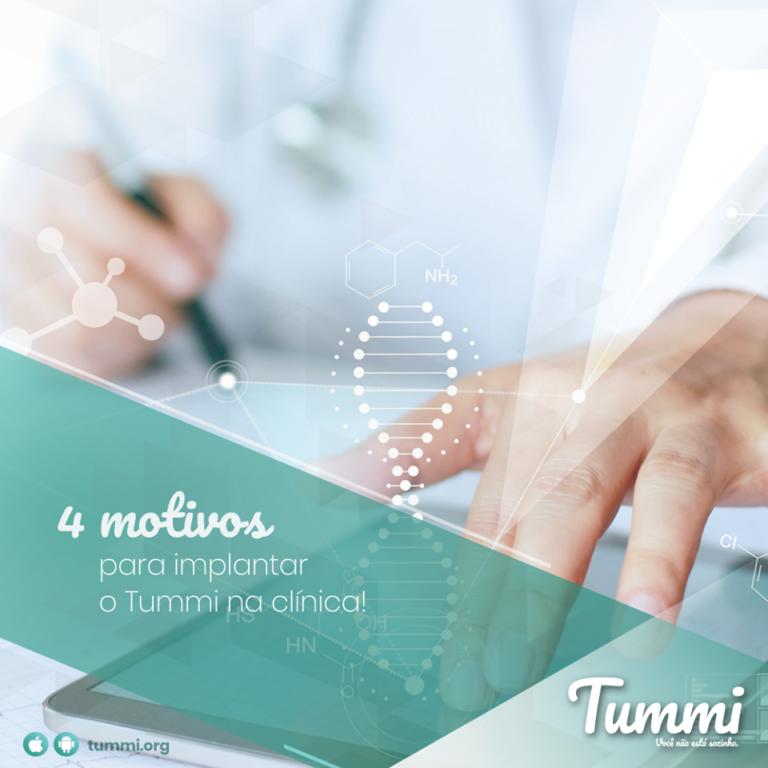 4 motivos para implantar o Thummi